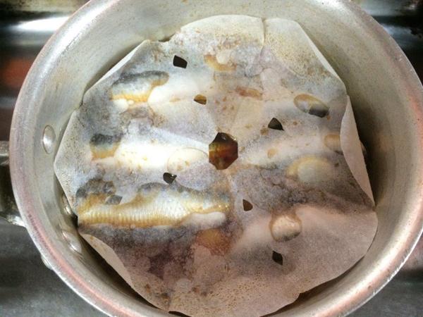 いわしの生姜煮の作り方2