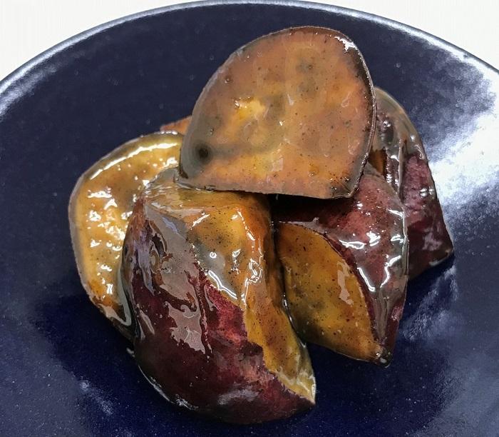 黒ごま蜜の大学芋