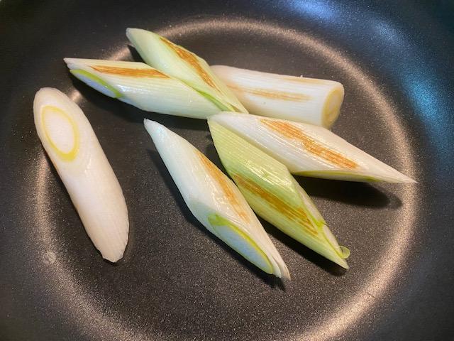 鴨うどん(あっさり鶏だし編)の作り方2